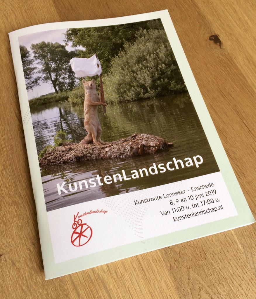 KunstenLandschap catalogus 2019